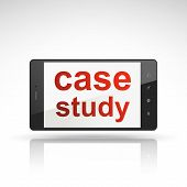 Case Study Words On Mobile Phone