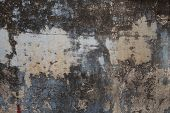 Background Of Old Plaster Wall Surface