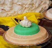 Duck On Cake