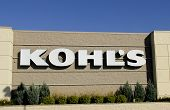 Kohl's Sign On A Store Front