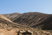 Fuerteventura Mountain Road