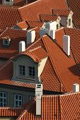 Roofs Of Old Town