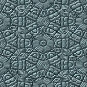 Mayan Ornaments Seamless Generated Texture