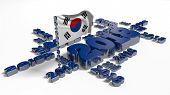 2018 Korean Flag Design