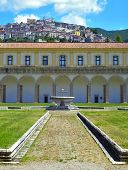 Certosa di S. Lorenzo at Padula - Italy