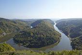 Mettlach (saarland, Germany) - Saar Loop