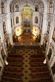 picture of munich residence  - Interior of church in Residence museum in Munich - JPG