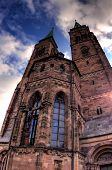 St Lawrence Church (Lorenzkirche) in Nurnberg, Germany