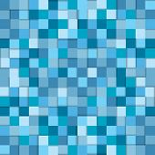 vector tiles seamless pattern in blue colors