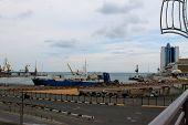 Odessa seaport