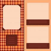 Scottish style frame