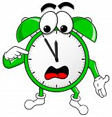 alarm clock in the eleventh hour