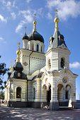 Foros Church of the Resurrection in the Crimea