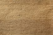 Texture Of Sack. Burlap Background  Texture