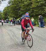 Funny Amateur Cyclist