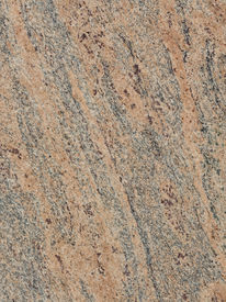 foto of taupe  - smooth solid striped taupe large granite slab - JPG