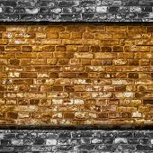 wall brick texture brown red pattern surface