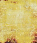 Vintage Template. With different color patterns: yellow (beige); brown; gray