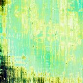 Old grunge textured background. With different color patterns: yellow (beige); green; blue; cyan