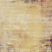Vintage texture. With different color patterns: yellow (beige); brown; gray