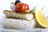 Fish With Rice