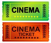 Cinema Ticket Series