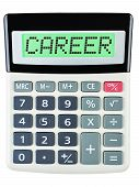 Calculator With Career