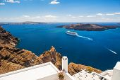 Santorini Island, Greece