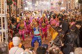 Arabic Dancing