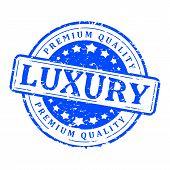 Damaged Stamp - Luxury Premium Quality