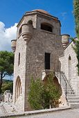 foto of filerimos  - Church of our Lady at Ialyssos monastery on the Greek island of Rhodes - JPG