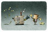 transforms ideas for money