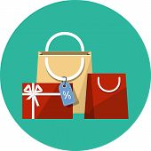 Shopping Bags of Presents