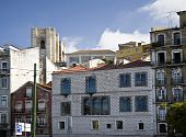 Lisbon, the old city