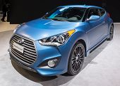 2015 Hyundai Veloster Rally Edition