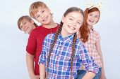 stock photo of laugh out loud  - Lets have fun - JPG
