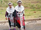 Maasai Girls