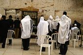 Jewish Prayers New Wailing Wall