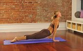 Yoga Stretch At Home