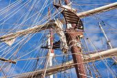 Rigging Of Historic Sailing Boats