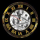 Time & Money Concept