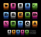 Network, Server & Hosting // Colorbox Series