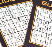 Sudoku Table Numbers