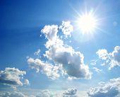 sunny sky