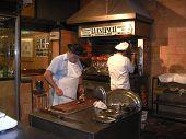 Barbeque Restaurant, Buenos Aires, Argentina