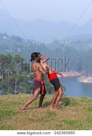 Kalaripayattu Martial Art In Kerala