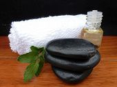 Mint Aromatherapy Hot Stone Massage