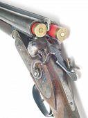 Espingarda e munições