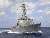 United States Navy Destroyer