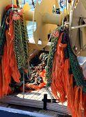Fishing Boat Nets